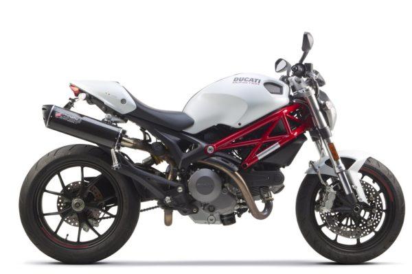 Ducati Monster 696/796/1100 M2 Slip-On System (2008-2013)
