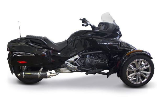 Can-Am Spyder F3T S1R Slip-On System (2015-2019)