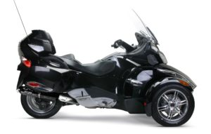 Can-Am Spyder RT/S M5 Slip-On System (2010-2012)